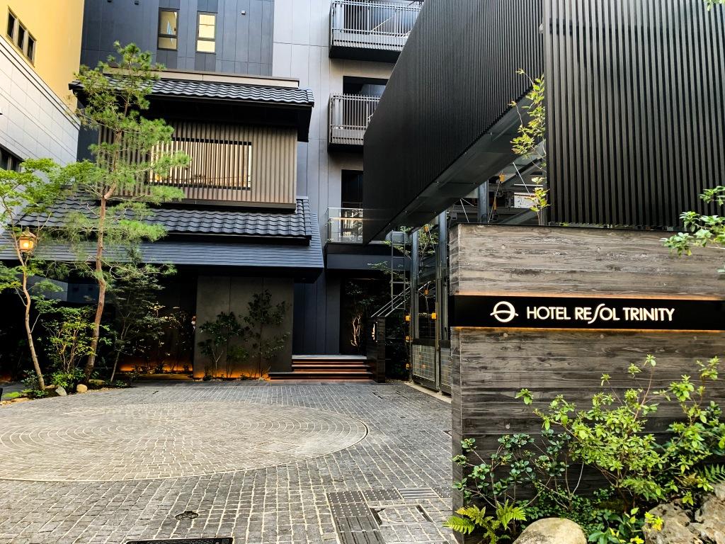 大阪 リソル トリニティ